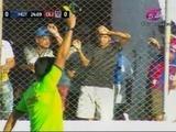 Carlo Costly anota para los leones frente a Motagua 1-0 el marcador