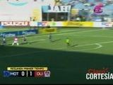 Olimpia se va al descando ganando 1-0 ante Motagua en el Nacional