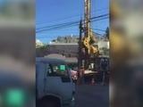Inician trabajos del paso aéreo San Juan Bosco