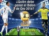 ¿Quién debe ganar el balón de Oro 2016?