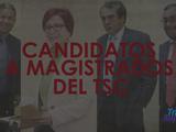 Conozca los perfiles de los candidatos a Magistrados del TSC