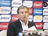 Entrenador de la Selección de Honduras habla sobre la convocatoria para la hexagonal