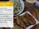 Cocinando con La Antorcha: Pollo al limón y miel