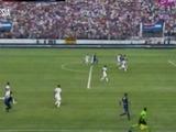 Marcelo Pereira abre el marcador para Motagua en el Nacional 1-0 el marcador