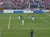 Olimpia se va al descanso empatando frente a Motagua 1-1 el marcador