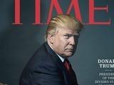 Donald Trump, personalidad del año 2016 según Time