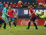 Suárez y Messi le dan triunfo clave al Barcelona ante Osasuna
