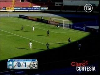 Copa Centroamericana:1-1 el marcador de Honduras ante Nicaragua