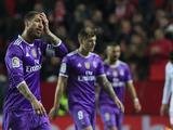 Sevilla vence al Real Madrid y le quita racha de partidos sin perder