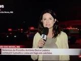 Mujer agrede a una periodista mientras transmitía en directo
