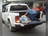 Médicos reportan que Igor Padilla ingresó a la clínica ya sin vida