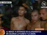 Caso Igor Padilla: Al menos 18 detenidos mediante allanamientos