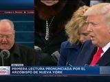 Líderes religiosos se pronuncian en honor al presidente de EEUU