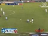 Honduras y Costa Rica empatan a uno por la Copa Centroamericana