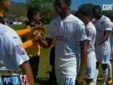 primera parte Olimpia le gana a San Rael en copa presidente 3-0