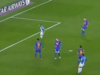 Barcelona sufre para vencer al Leganés por la liga española
