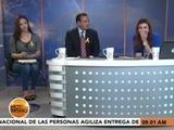Periodista Cesia Mejía estalla en risas por spot de Loreley Fernández