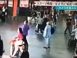Video muestra momento del asesinato del hermano de Kim Jong-un