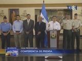 Honduras: Gobierno Central expone acerca de seguridad