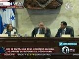 Se suspende sesión en el CN luego de aprobar primeras reformas