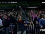 Valencia derrotó 2-1 al real Madrid en juego reprogramado