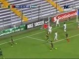 Cisneros abre el marcador para México ante la H