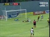 Real Sociedad abre el marcador ante Real españa 1-0