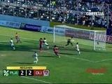 Platense y Olimpia no pasan del empate en Puerto Cortés