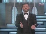 El ingreso del entrovertido Jimmy Kimmel en los Oscar 2017