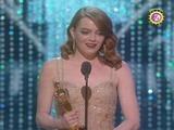 Emma Stone se lleva el Óscar como mejor actriz por La La Land
