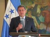 Honduras: Presidente Hernández sanciona reformas al Código Penal