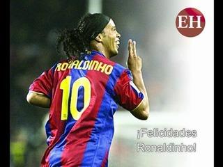 El astro brasileño que un día brilló en Barcelona y muchos clubes a nivel mundial se encuentra celebrando 37 años de edad este día