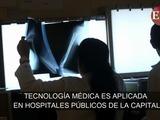 Tecnología médica es aplicada en hospitales públicos de Honduras