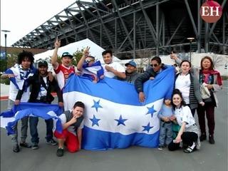 Llegó el día cero entre Honduras Vs Estados Unidos