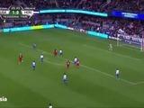 Michael Bradley marca el segundo gol de Estados Unidos ante Honduras en San José, California