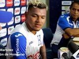 Seleccionado hondureño Mario Martínez dice que se esconderá el día que robe o mate