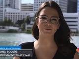 Carmen Boquín, embajadora de Marca Honduras presenta resultados del primer año del proyecto JovenesHn