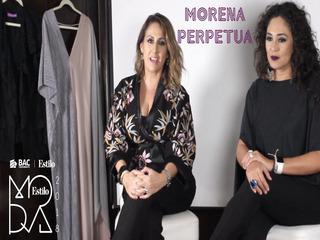 Morena Perpetua BAC Credomatic Estilo Moda 2018