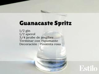 CÓCTEL GUANACASTE SPRITZ