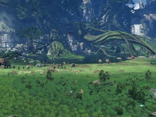Nintendo details the upcoming epic RPG, Xenoblade Chronicles 2