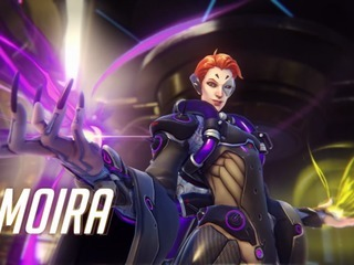 New Hero Moira Now Available In Overwatch