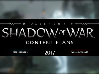 WB outlines post-launch content for Middle-earth: Shadow of War