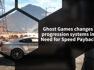 Ghost Games is changing progression rewards in Need for Speed: Payback