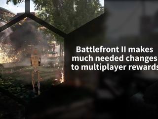 Star Wars Battlefront II raises its multiplayer rewards, triples Arcade Mode cap