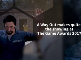 A Way Out Makes Quite The Showing At The Game Awards 2017
