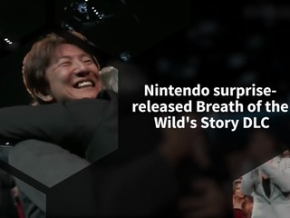 Nintendo showcased The Champions' Ballad DLC for Breath of the Wild, and also released it