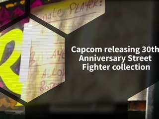 Capcom announced Street Fighter 30th Anniversary Collection which contains 12 games