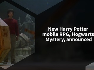 Harry Potter: Hogwarts Mystery announced for mobile devices