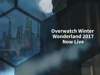Overwatch Winter Wonderland 2017 Now Live