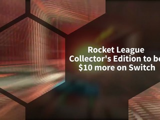 Rocket League Collector's Edition for Nintendo Switch will cost $10 more